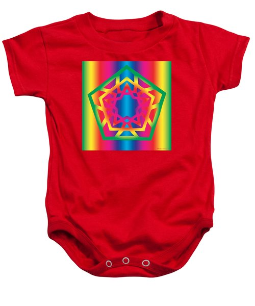 New Star 4f Baby Onesie