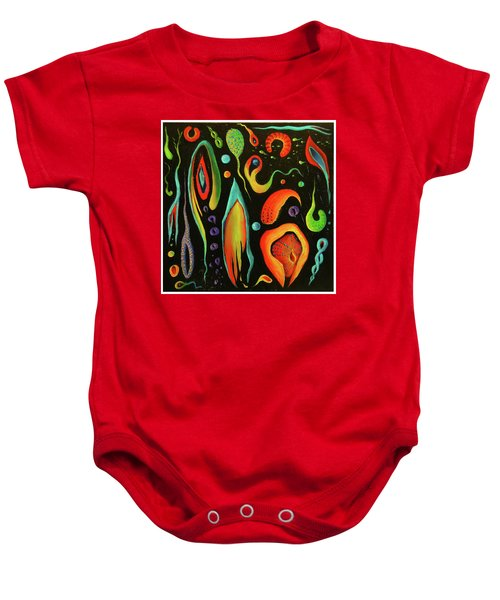 Night  Rogues Baby Onesie