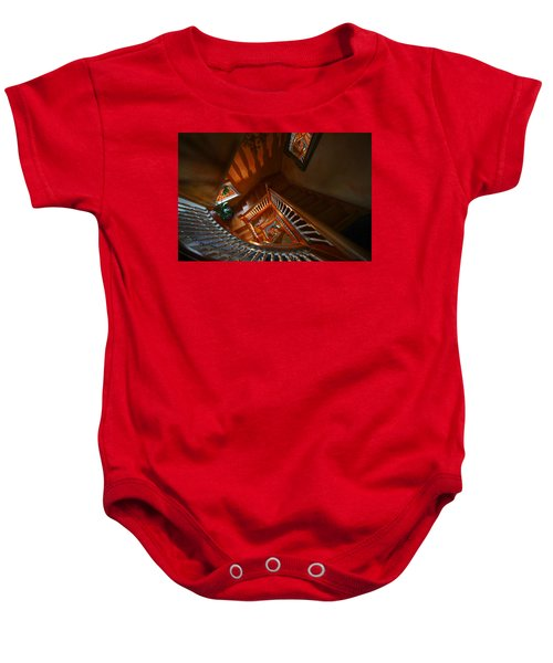 No Way Out Baby Onesie