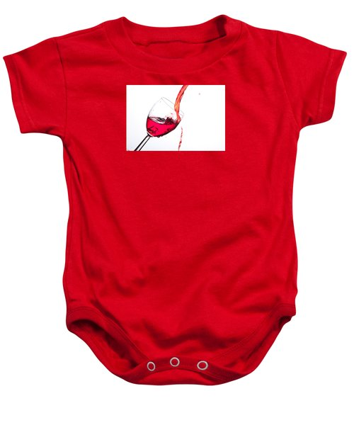 No Wine Was Harmed During The Making Of This Image Baby Onesie
