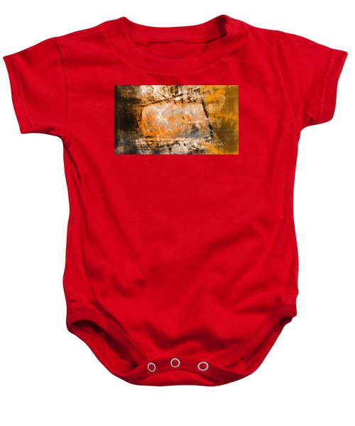 Page From A Diary Baby Onesie