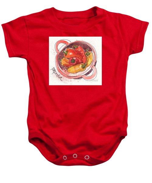 Paprika Baby Onesie