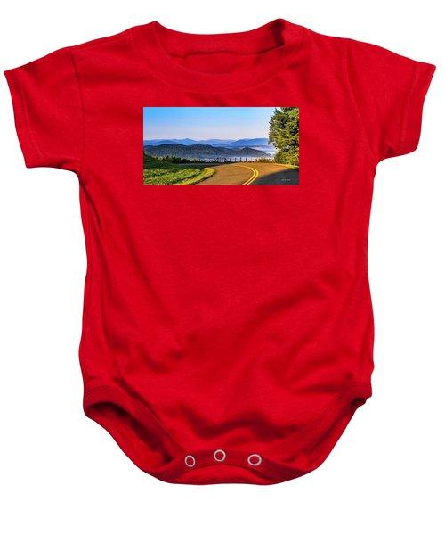 Parkway Morning Vista Baby Onesie