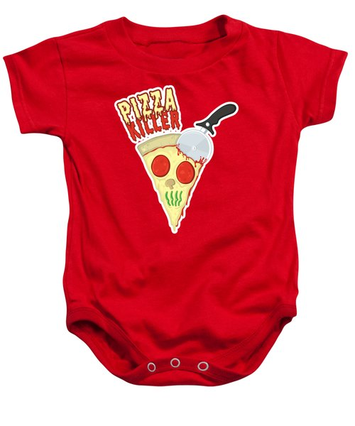 Pizza Killer Baby Onesie by The Boy 2017