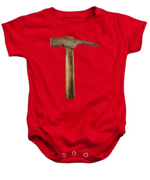 Plumb Masonry Hammer Baby Onesie