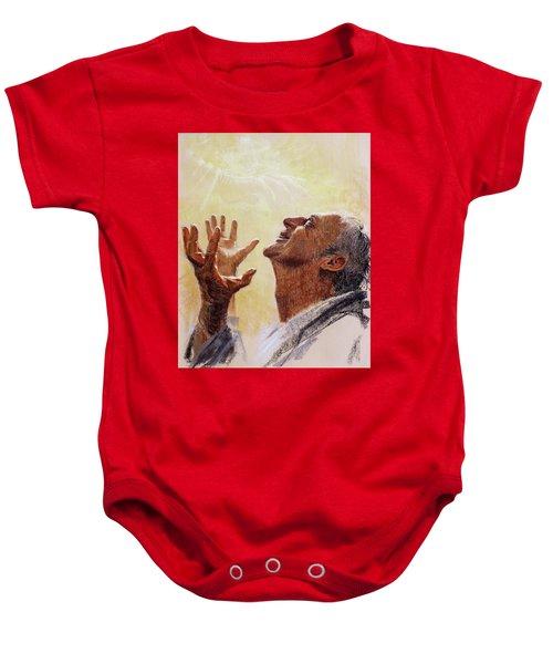 Praise. I Will Praise Him  Baby Onesie