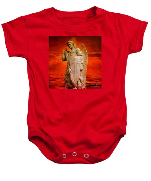 Protect Those Who Serve 2016 Baby Onesie