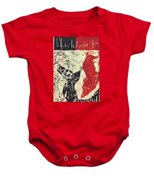 Pugmire Cd Front Sheet Baby Onesie