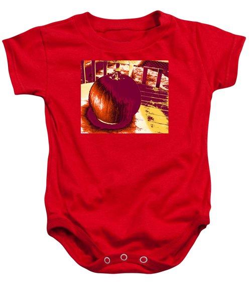 Pumpkin #5 Baby Onesie