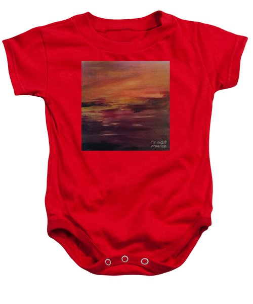 Raw Emotions Baby Onesie