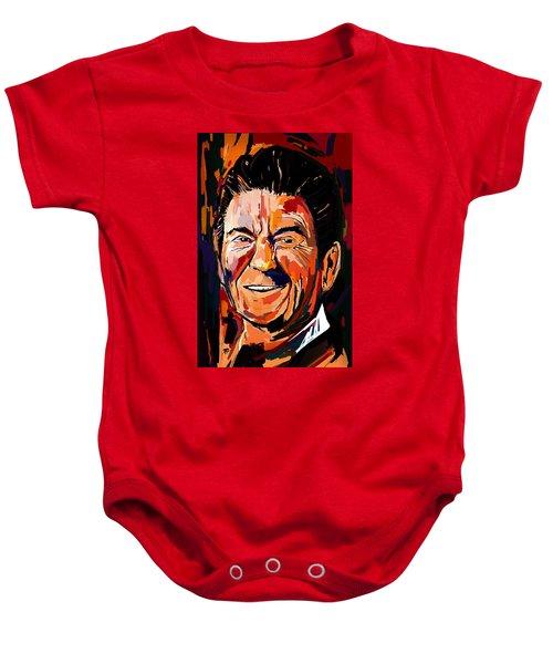 Reagan Revisited Baby Onesie