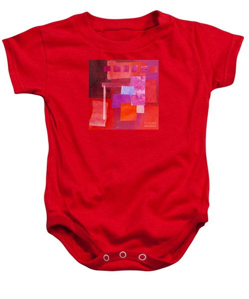 Red 2 Baby Onesie