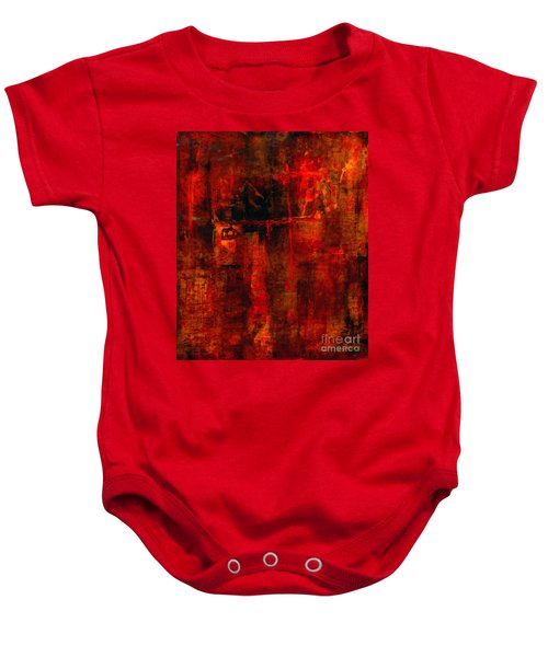 Red Odyssey Baby Onesie