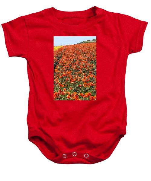 Red Tecolote From Carlsberg Baby Onesie