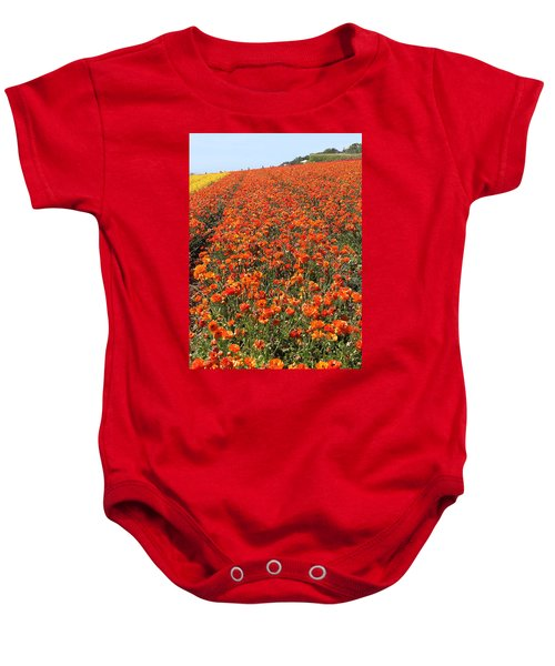 Red Tecolote From Carlsberg Baby Onesie