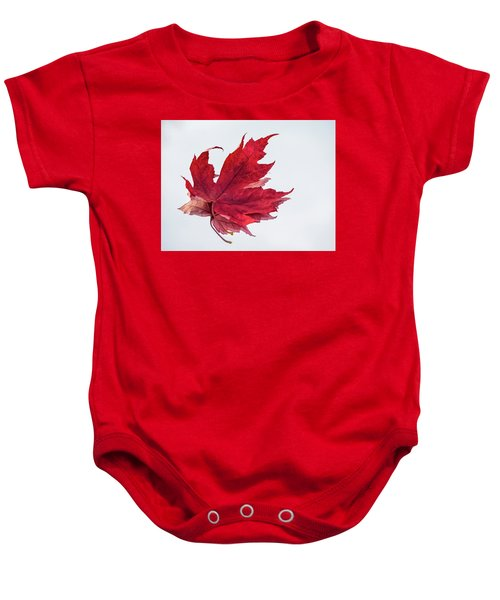 Red Threads Baby Onesie