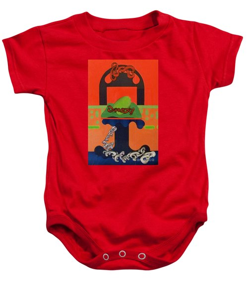 Rfb0121 Baby Onesie
