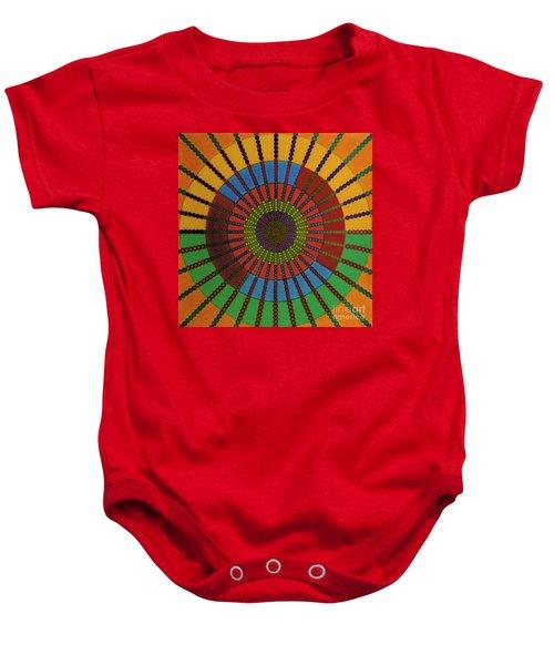 Rfb0707 Baby Onesie