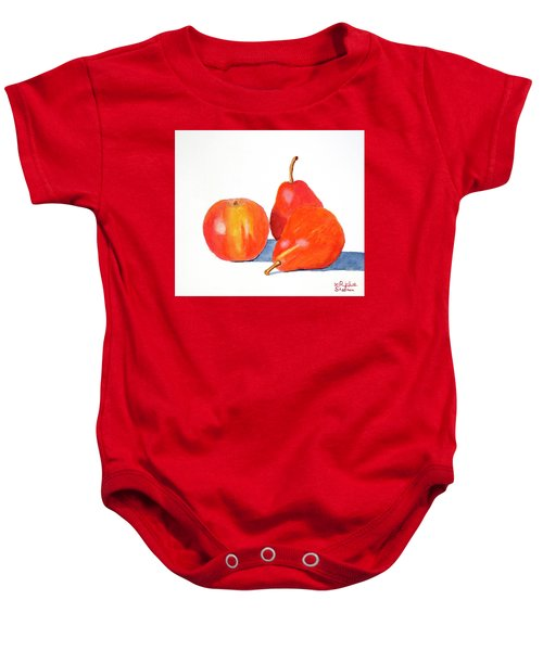 Ripe And Ready To Eat Baby Onesie