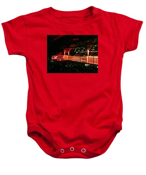 Roger Waters Tour 2017 - The Wall  Baby Onesie