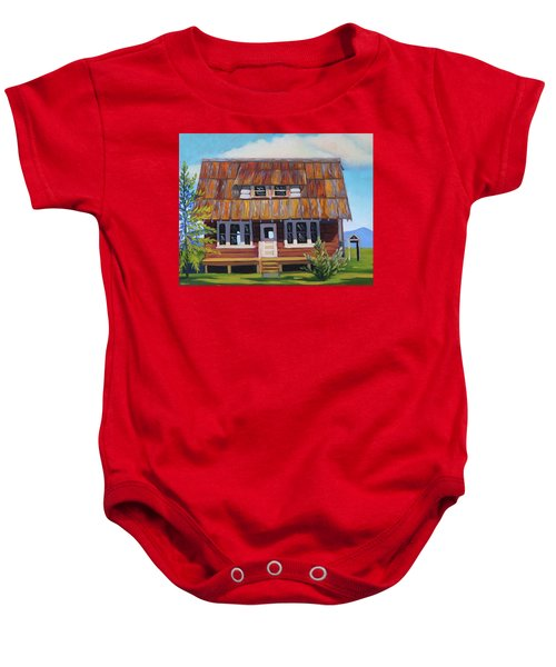 Roseberry House Baby Onesie