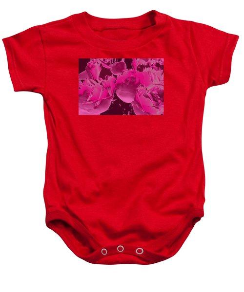 Roses #5 Baby Onesie
