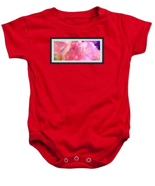 Roses #9 Baby Onesie