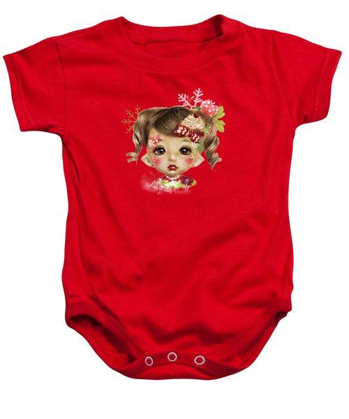 Sabrina - Elf  Baby Onesie by Sheena Pike