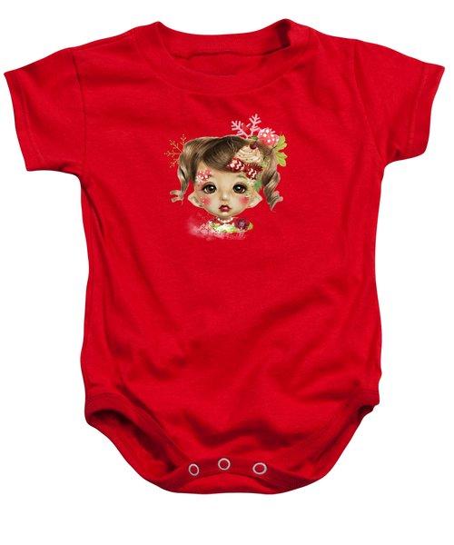 Sabrina - Elf  Baby Onesie
