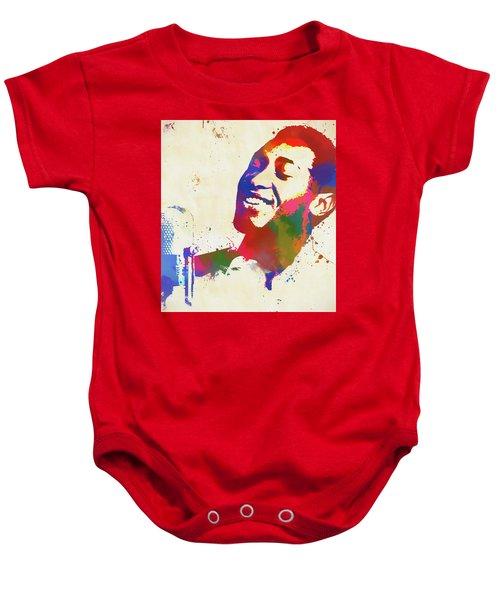 Sam Cooke Baby Onesie