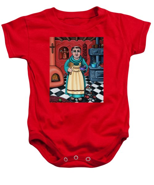 San Pascual Paschal Baby Onesie