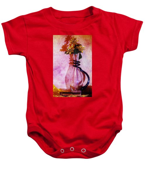 Shadows Of Gold Baby Onesie