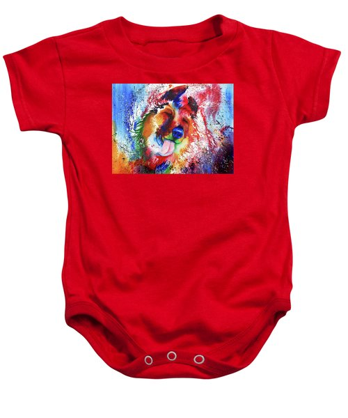 Shake Rattle And Roll Baby Onesie