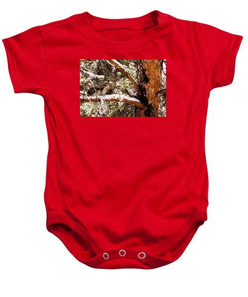Silent Hunter Baby Onesie