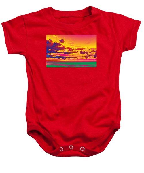 Sky #1 Baby Onesie