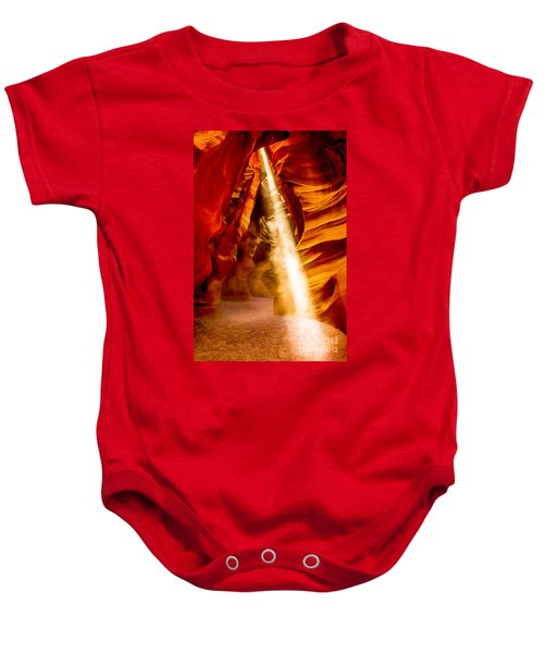 Spirit Light Baby Onesie