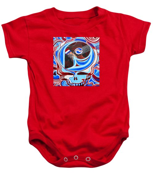 Steal Your Phils Baby Onesie by Kevin J Cooper Artwork
