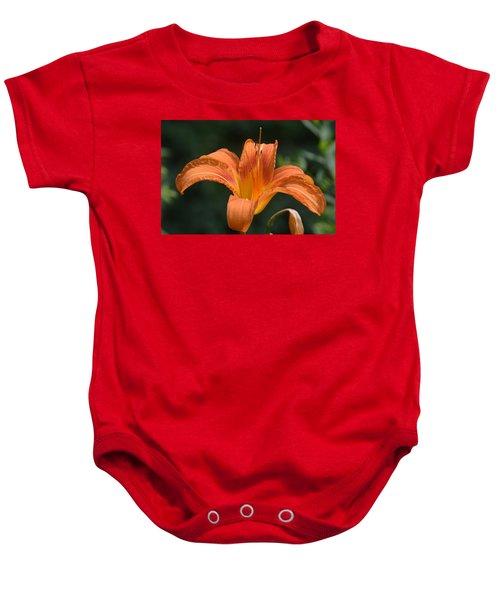 Summer Bloom-3 Baby Onesie