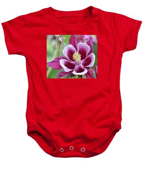 Summer Flower-2 Baby Onesie