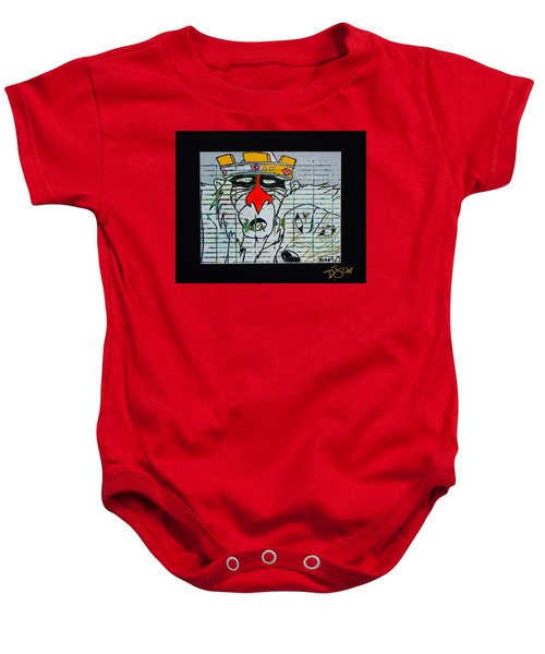 Take The Crown Baby Onesie