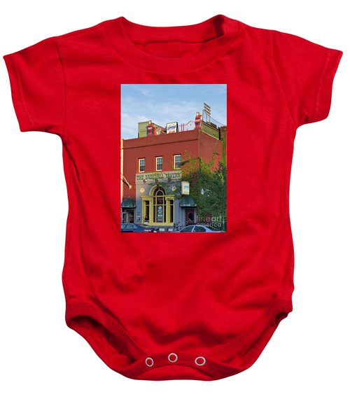 The Baseball Tavern Boston Massachusetts  -30948 Baby Onesie