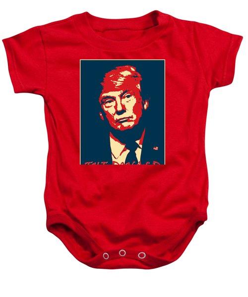 The Donald Baby Onesie