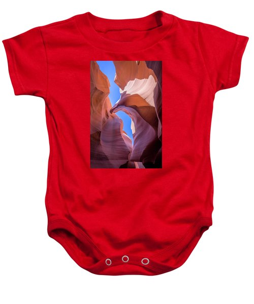 The Eagle Baby Onesie