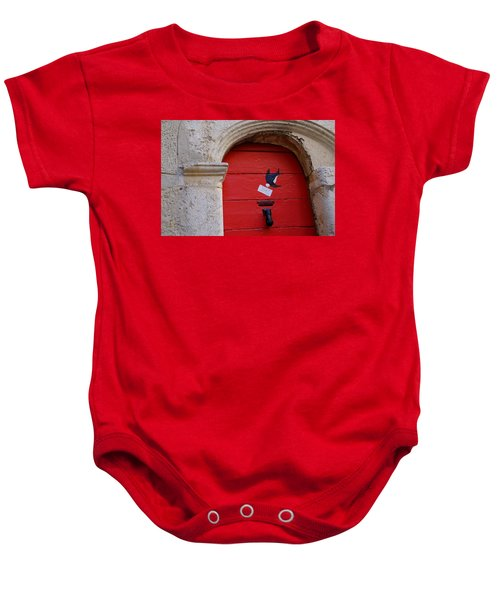 The Letterbox Baby Onesie