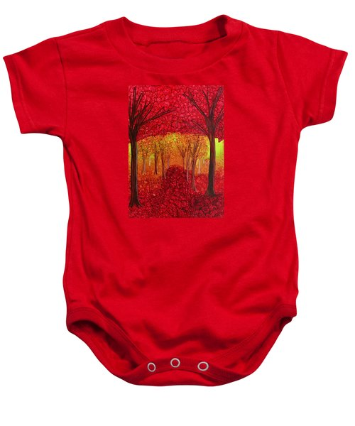 The Missing Colours Baby Onesie