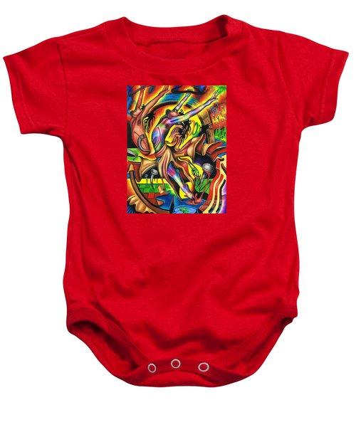 The Numinous Spectrum Of Exaltation Baby Onesie