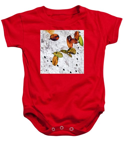The Table Top Baby Onesie