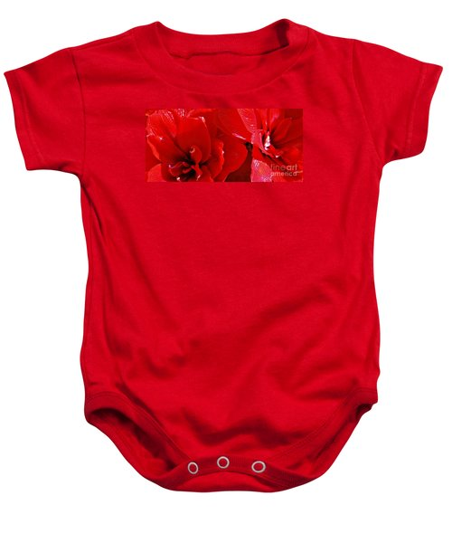 The Two Of Us Baby Onesie