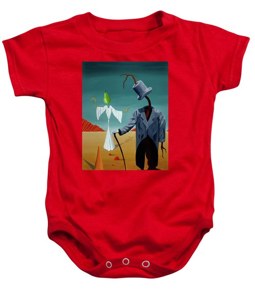The Union Baby Onesie