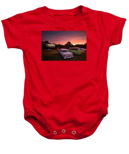 Those Summer Nights Baby Onesie